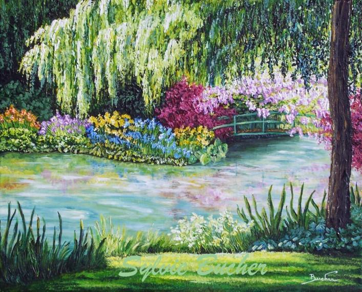 Galerie Sylvie Bucher - les magnolias