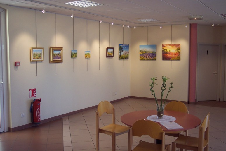 Galerie sylvie bucher cv - Forcalquier office du tourisme ...